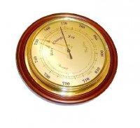 Давление измеряют барометром.
